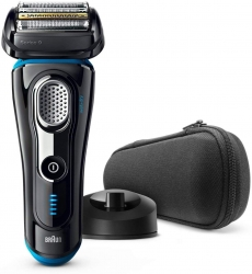 Braun Series 9 9240s-P With Ca...