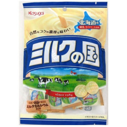 Kasugai Country Of Milk 125g