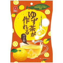 Pine Can Make Citron Tea Throa...