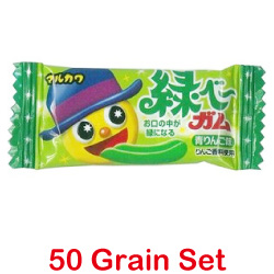 Marukawa Green Bee Gum Green A...