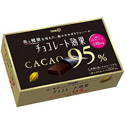 Meiji Chocolate Effect Cacao 9...