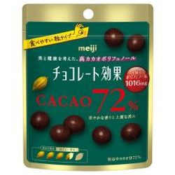 Meiji Chocolate Effect Cacao 7...
