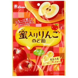 Lion Honey Apple Throat Lozeng...