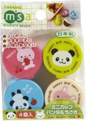 Torune Panda and Rabbit Mini C...