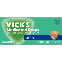 Taisho Vicks Medicated Drop Re...