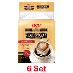 UCC Gold Special Drip Coffee S...