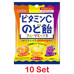 Meito Vitamin C Throat Candy F...