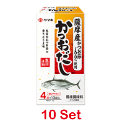 Yamaki Bonito Soup Powder 40g ...