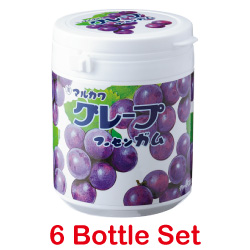 Marukawa Grape Marble Gum Bott...