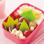 Torune Silicone Leaf Partition for Bento Box Lunch Box
